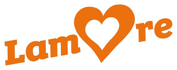 Lamore homoktövisvelő logo