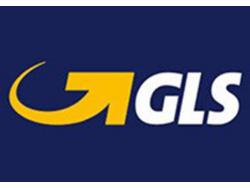 GLS szállítmányozás logo